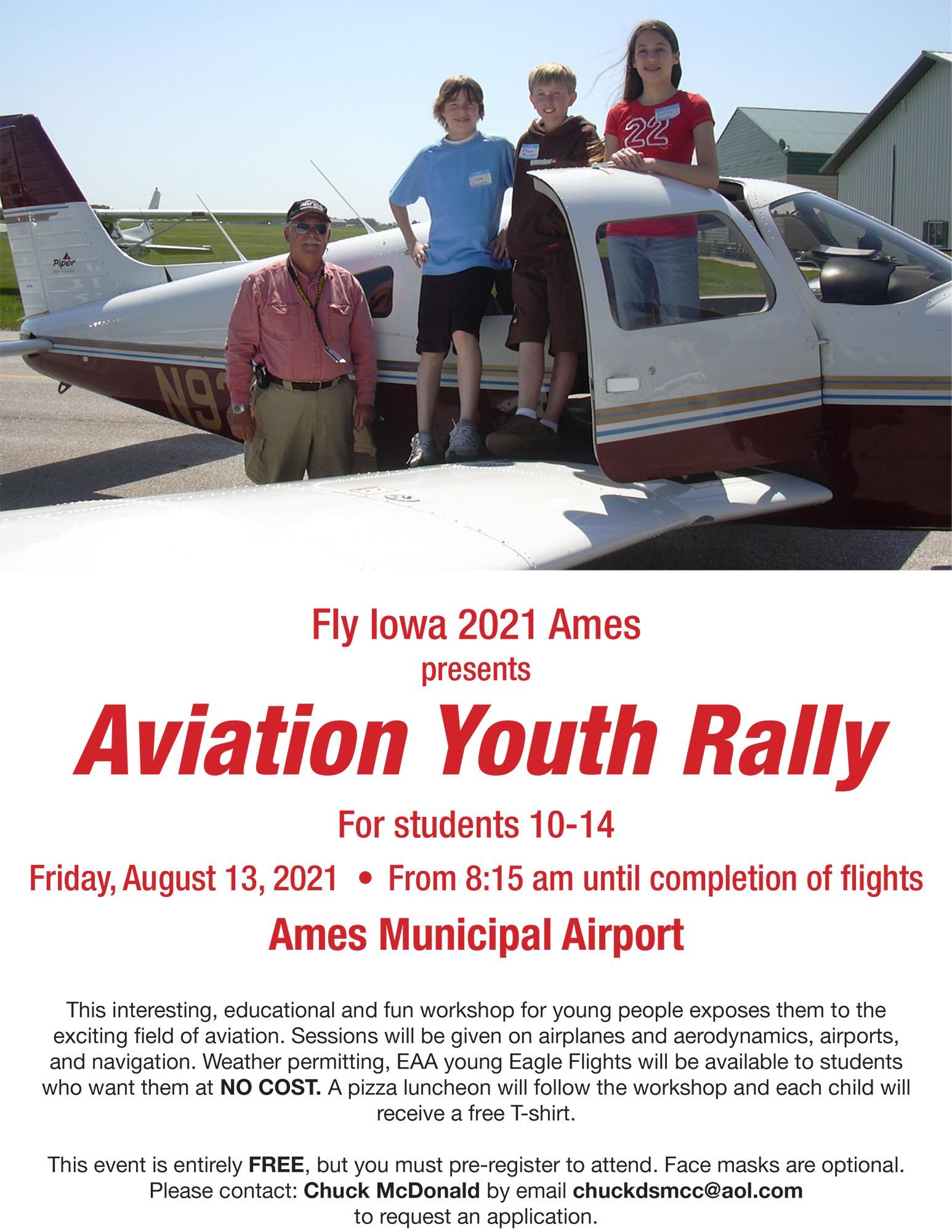 Youth Aviation Rally 2021